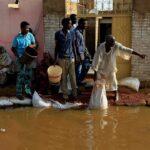 السودان: الفيضانات تخلف نحو 100 قتيل وتهدد مدنا أثرية بالزوال