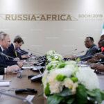 إعادة تقييم حجم العلاقات الروسية الأفريقية المتنامية |  ORF