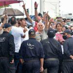 """صحفي جزائري ينفي تهمة """"التحريض"""" في جلسة الاستئناف"""