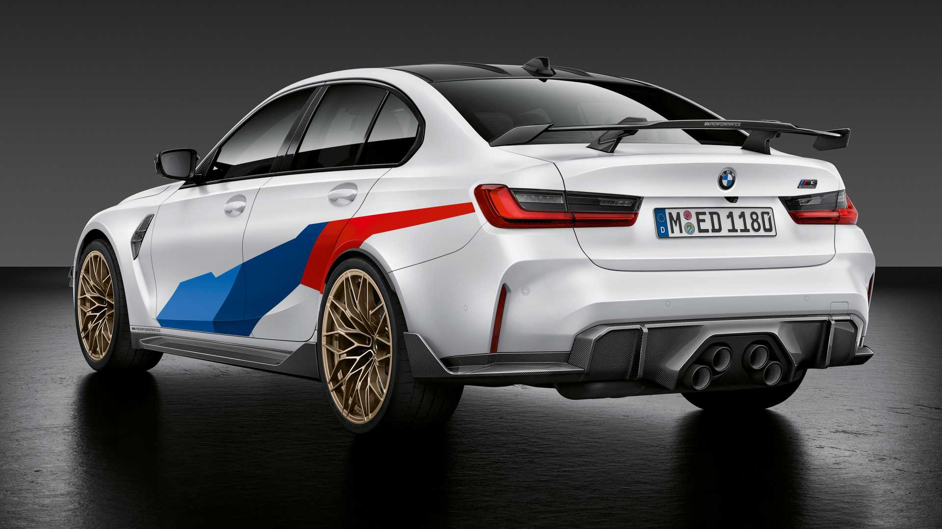 BMW M3 2021 Release