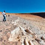 تم العثور على آثار أقدام عمرها 120 ألف عام في المملكة العربية السعودية