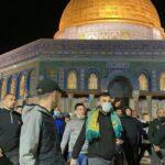 القدس الدولية تحذر من اقتحامات للأقصى ومن إغلاقه مجددا بسبب كورونا