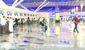 يغادر الركاب المملكة العربية السعودية مع استئناف الرحلات الدولية