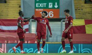يعتقد مساعد مدير ليفربول أن جوتا يمكنه التنافس مع الثلاثة الأمامية