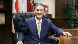 يوشيهيدي سوجا ، رئيس الوزراء الياباني الجديد رمز الاستمرارية