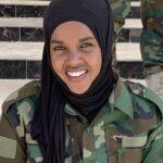 إيمان إلمان.. قصة صومالية تقلدت أعلى منصب للنساء بالجيش