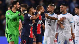 الدوري الفرنسي: مرسيليا يهزم باريس سان جرمان للمرة الأولى منذ تسعة أعوام في مباراة شرسة