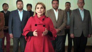 بوليفيا: الرئيسة الانتقالية تنسحب من السباق الرئاسي لكسب الانتخابات أمام المرشح اليساري لويس آرسي