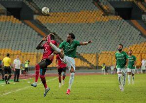 الاتحاد يوقف سلسلة انتصارات الأهلي في الدوري المصري الممتاز