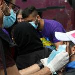 أبلغ مخيم موريا للمهاجرين في اليونان عن أول حالة إصابة بفيروس كورونا