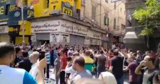 بالفيديو.. احتجاجات شعبية بمحافظات مصرية ضد عنف الشرطة وهدم المنازل