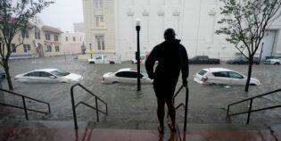 إعصار سالي يصل إلى اليابسة في ألاباما بعد أن قوته