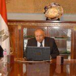 """وزير الخارجية المصري يقول إن تعزيز العمل العربي المشترك """"أصبح أكثر إلحاحا"""" وسط التحديات التي تواجه العالم العربي – سياسة – مصر"""