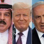 البحرين لتطبيع العلاقات مع إسرائيل