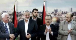 حماس وفتح تتوصلان في إسطنبول لاتفاق بشأن السلطة