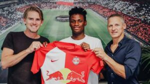 """تيجاني بديل أفضل لنديدي"" - بوبوي يدعم قائد منتخب نيجيريا السابق تحت 17 سنة لدور سوبر إيجلز |  Goal.com"