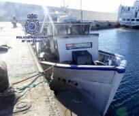 اعتقال طاقم قارب صيد كان قد نقل 79 جزائريا إلى مورسيا الأسبوع الماضي