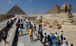 عودة السياح الفرنسيين إلى مصر