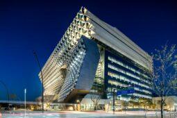 السفارة الأمريكية الجديدة في الرياض من المقرر أن تصممها شركة Morphosis Architects في كاليفورنيا