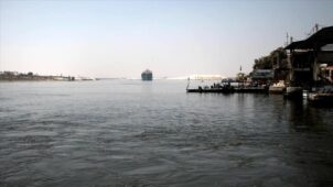 Egypt's Suez canal might pay price of Gulf-Israel pacts