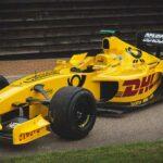 يمكنك امتلاك سيارة Takuma Sato Jordan F1 سابقة