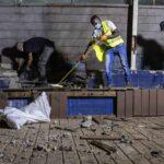 إسرائيل تقصف غزة بعد إطلاق صاروخ خلال مراسم أمريكية – إيجيبت إندبندنت