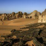 يقول خبراء إن فيضانات السودان تهدد موقع أثري قديم