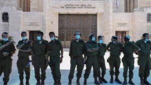 فيروس كورونا يحرم اليهود من إحياء رأس السنة العبرية في الكنيس الكبير بالقدس لأول مرة