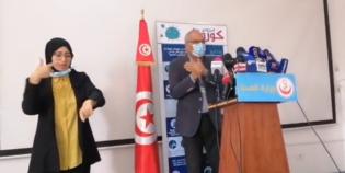 الهاشمي الوزير: 'سيتم تلقيح الطاقم الصحي وأعضاء الحكومة ضد القريب'