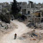 """سوريا: مفوضة الأمم المتحدة لحقوق الإنسان تحذر من """"جرائم حرب"""" محتملة في مناطق السيطرة التركية"""