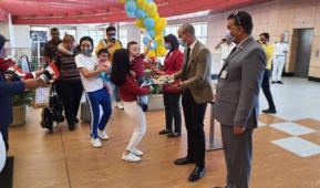 كازاخستان تستأنف رحلاتها إلى مصر