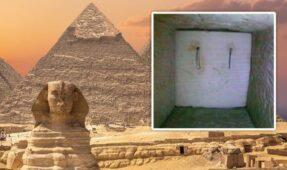 """مصر: """"الأبواب"""" السرية داخل الهرم الأكبر مائلة لكشف غرفة خوفو الخفية"""
