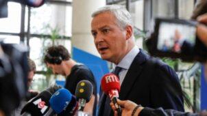 إعلان إصابة وزير الاقتصاد الفرنسي بفيروس كورونا وتطبيقه حجرا صحيا بالمنزل لمدة سبعة أيام
