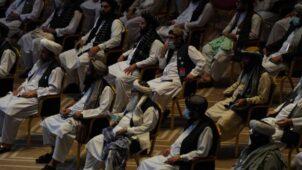 عندما واجه الطالبان الحكومة الأفغانية وجهاً لوجه