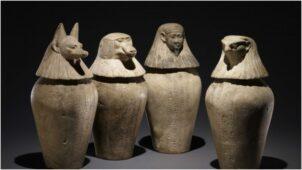 معرض جديد في متحف أونتاريو الملكي يستكشف مصر القديمة بالتكنولوجيا الحديثة