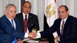 السيسي يرحّب بالتطبيع بين السودان والكيان الصهيوني