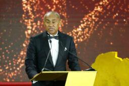 تراجع أحمد عن ترشيحه لإعادة انتخابه رئيسًا لـ CAF
