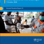 تحديث حالة COVID-19 لإقليم منظمة الصحة العالمية الأفريقي ، تقرير الحالة الخارجية 32 (7 أكتوبر 2020) – جنوب إفريقيا