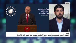 استنكار أوروبي لتصريحات أردوغان بحق ماكرون فهل يكترث الرئيس التركي؟
