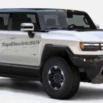يُظهر عرض GMC Hummer EV SUV المستقبل القوي لهذه التشكيلة