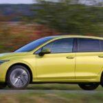 ظهرت VW Golf TGI لأول مرة بمحرك يعمل بالغاز الطبيعي بقوة 130 حصانًا
