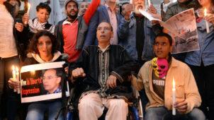 المغرب: المعطي منجب يواصل إضرابه عن الطعام وينفي الاتهامات الموجهة إليه بغسيل أموال