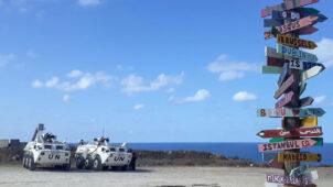 انطلاق مفاوضات بين لبنان وإسرائيل حول الحدود البرية والبحرية المتنازع عليها