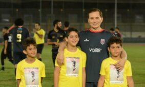 سجل عزالدين بهادر رقمًا قياسيًا جديدًا كأكبر لاعب كرة قدم عمرًا 74 عامًا