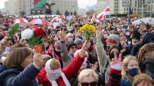 """المعارضة البيلاروسية تؤكد بدء إضراب عام بعد تجاهل لوكاشينكو """"مهلة الاستقالة"""""""