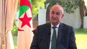 """نقل الرئيس الجزائري عبد المجيد تبون إلى ألمانيا لإجراء """"فحوص طبية معمقة"""""""