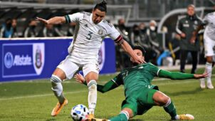 Algeria extend their undefeated streak to two years