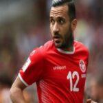 """معلول سجل الهدف الثاني لتونس بـ """"الرأس"""" ضد السودان"""