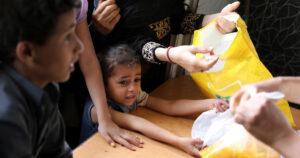 ارتفاع معدلات سوء التغذية لدى الأطفال في أجزاء من اليمن: الأمم المتحدة
