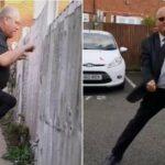 عضو المجلس المعاق ذو الشارة الزرقاء يدافع عن مقطع فيديو يظهره وهو يرقص